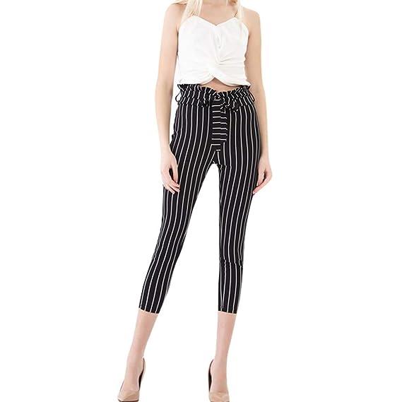 Luckycat Chino Pants Noos Pantalones para Mujer Pantalón ...