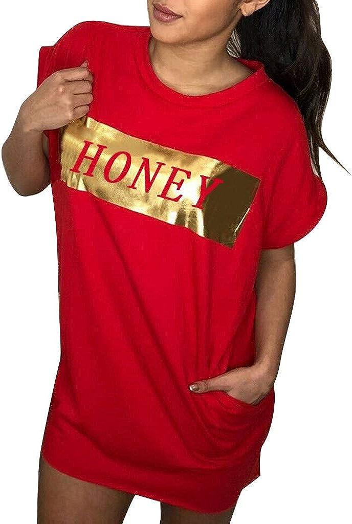 HHei_K Women Honey Letters...