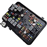 amazon com part manager fuse boxes fuses accessories genuine gm 2010 14 equinox terrain loaded fuse block box 22929763