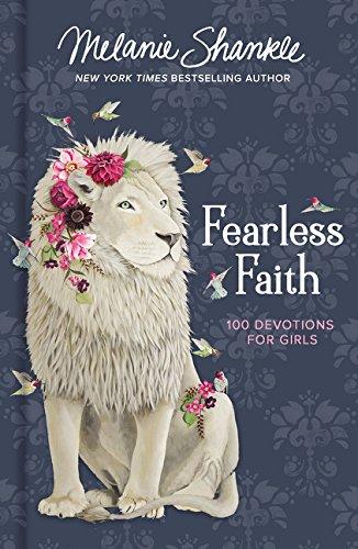 Fearless Faith: 100 Devotions for Girls (Faithgirlz) (Crafty Birthday Gifts For Best Friend)