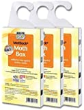 VALUE Mottlock Moth Boxes from Aries - Best Catch Rates for Clothes Moths on the Market! by Aries