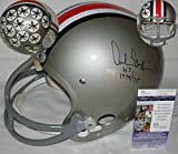 Archie Griffin Signed / Autographed Ohio State Buckeyes Throwback Full Size Authentic Football Helmet