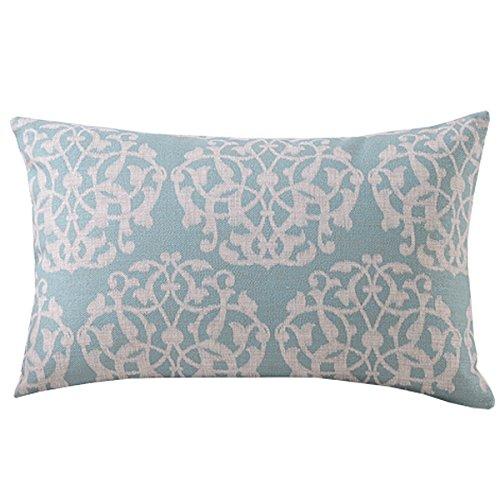Create For-Life Cotton Linen Decorative  - Damask Pillowcase Shopping Results