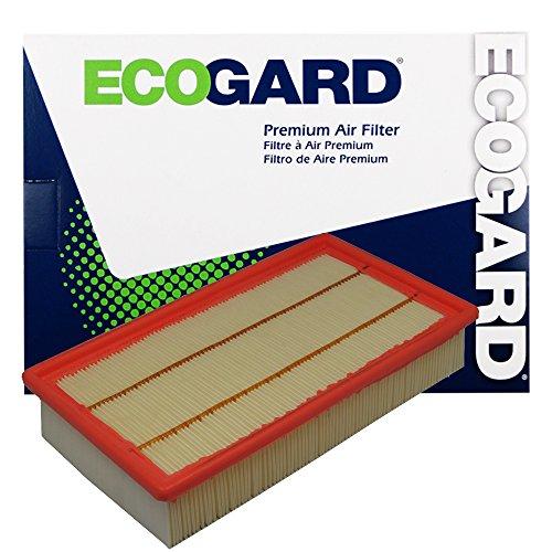 ECOGARD XA4866 Premium Engine Air Filter Fits Jaguar XF, S-Type, XJ, XJ8, Vanden Plas, XJR, XK8, XFR, XKR, XK, XFR-S, Super V8