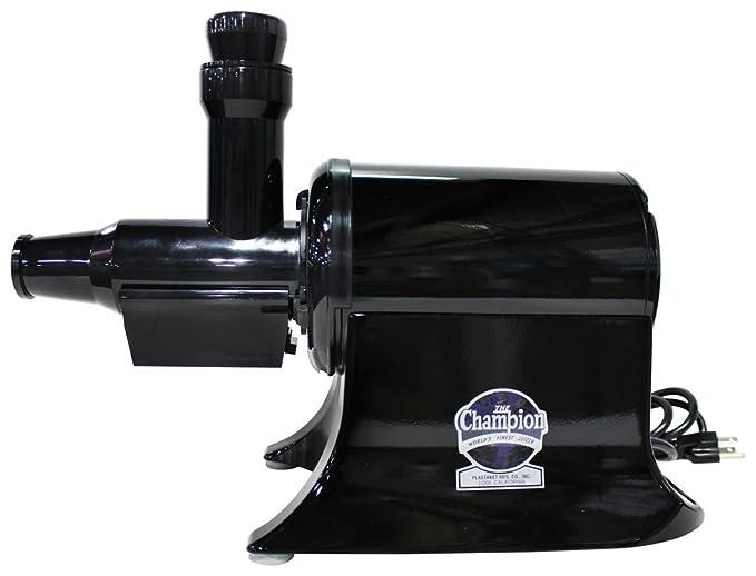 Champion Juicer – Commercial Heavy Duty Juicer – Black – G5- PG710