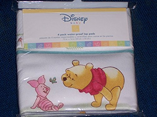 Disney's Winnie the Pooh Water-Proof Lap Pads