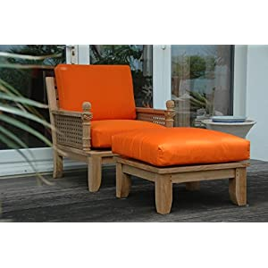 51QPt6r8T3L._SS300_ Teak Lounge Chairs & Teak Chaise Lounges