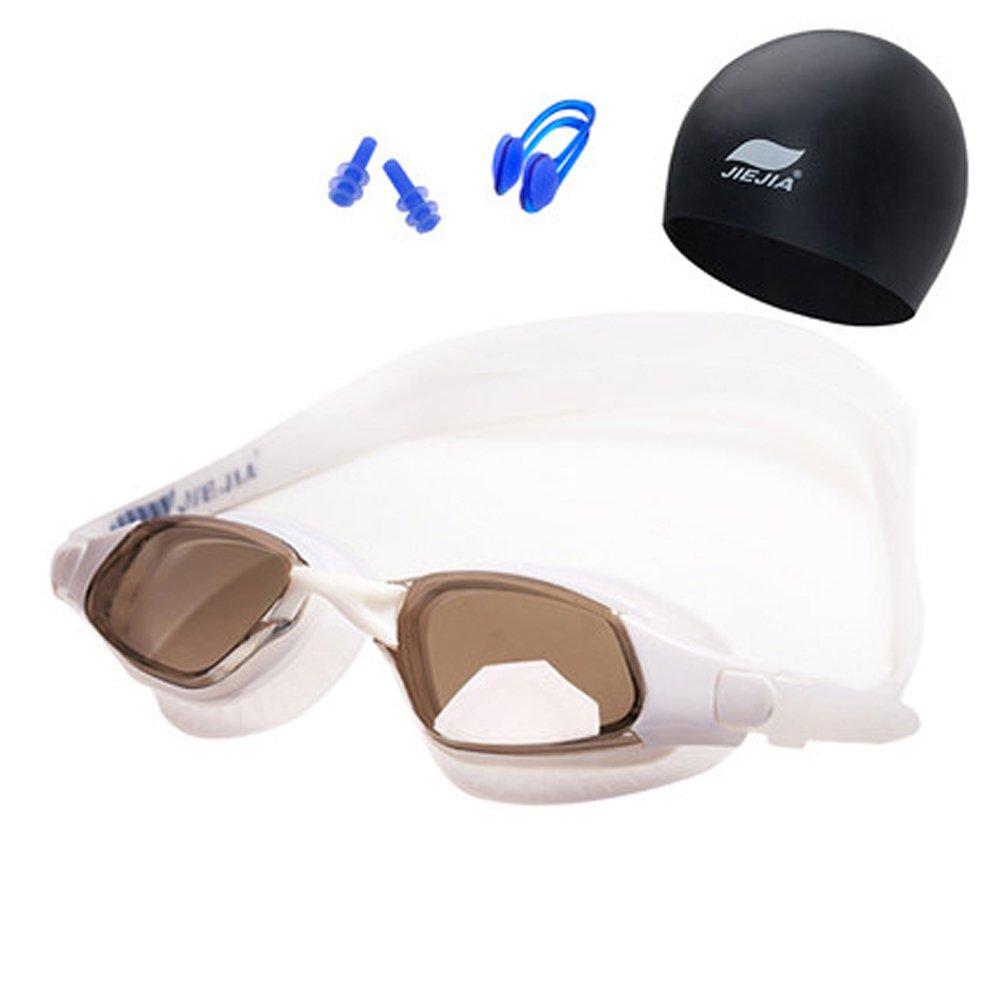 Schwimmengläser Ausrüstung HD Anti-Fog-Mode Anti-Fog-Mode Anti-Fog-Mode Plating Schwimmbrille Männer und Frauen Erwachsene Schwimmbrille B07C7M3ZY8 Schwimmbrillen Exportieren 49a7dd