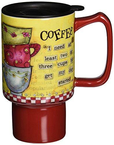 Lang Two or Three Cups Travel Mug