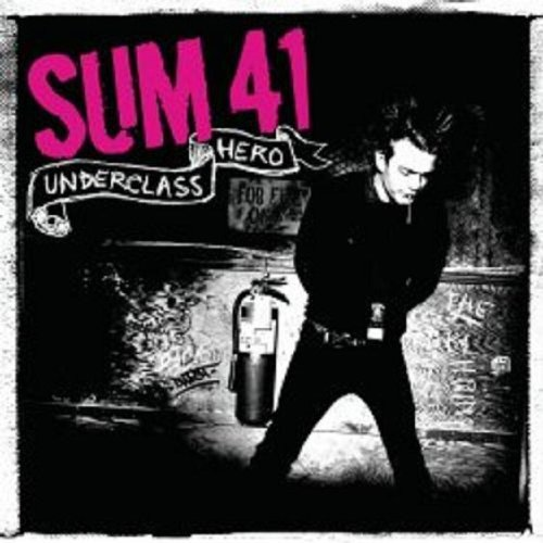 CD : Sum 41 - Underclass Hero (United Kingdom - Import)