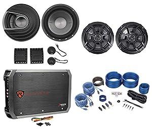 amazon com polk audio mm6502 6 5\u201d 750w component speakers kicker polk audio cables polk audio mm6502 6 5\u201d 750w component speakers kicker 6 5\