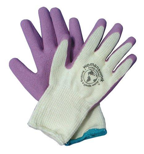 Womanswork 390pL Bog Glove, Purple, Large (Discontinued by Manufacturer)