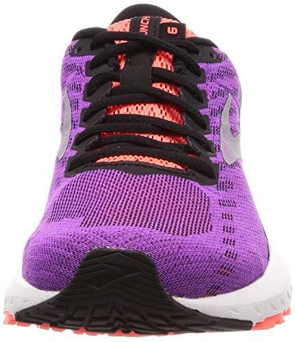 purple Da Viola coral Launch 542 Scarpe Donna 6 Running Brooks black TSH6xS
