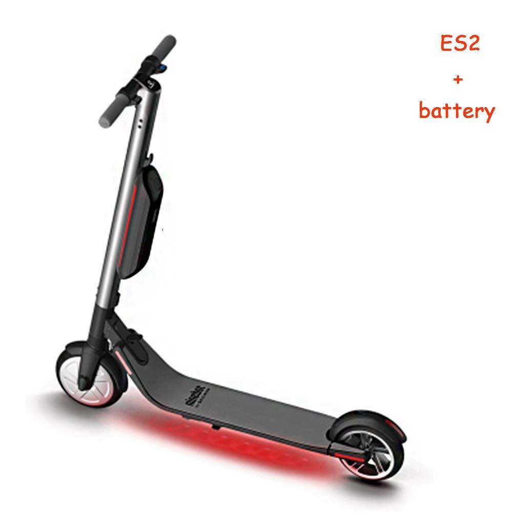TOOSD Scooter eléctrico, Ninebot número Nueve Smart ES2 ES1 ...