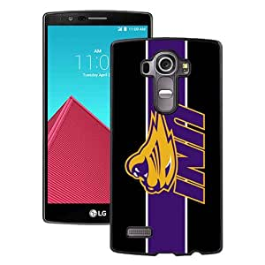 NCAA Missouri Valley Conference MVC Football UNI Panthers 8 LG G4 Phone Case In Black