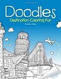Doodles Destination Coloring Fun, Setria James, 1613648715