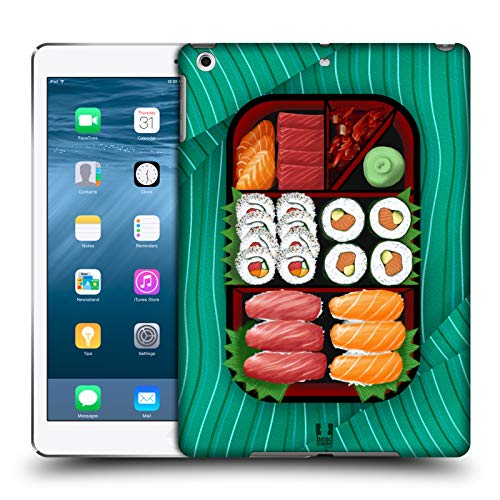 - Head Case Designs Sushi Sampler Oriental Food Hard Back Case Compatible for iPad Air (2013)