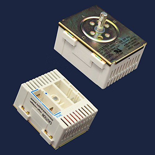 (Whirlpool W9763760 Range Surface Element Control Switch Genuine Original Equipment Manufacturer (OEM) Part)