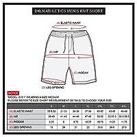Brooklyn Athletics Men's Cargo Shorts Slim Fit Multi Pocket