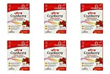 (6 PACK) - Vitabiotics Ultra Cranberry Tablets | 30s | 6 PACK - SUPER SAVER - SAVE MONEY