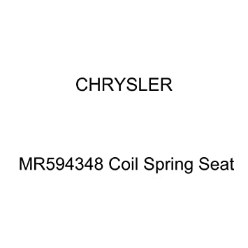 Genuine Chrysler MR594348 Coil Spring Seat Replacement Parts