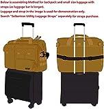 Seibertron Pro-Multifunction Shoulder Messenger Bag