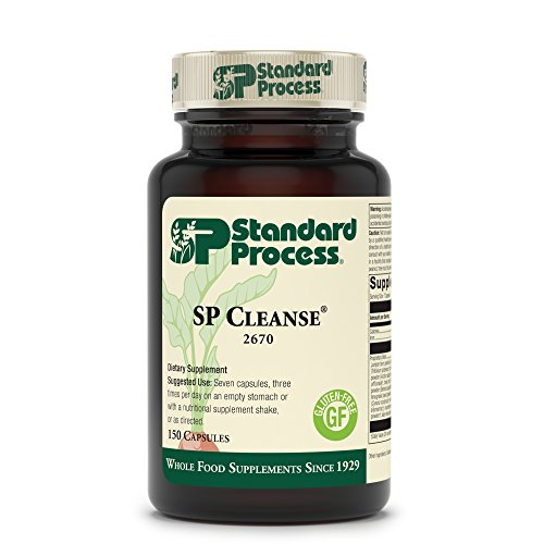 Standard Process – SP Cleanse – 150 Capsules