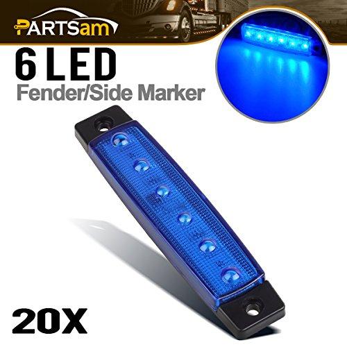Deco Six Light - Partsam 20PCS 3.8