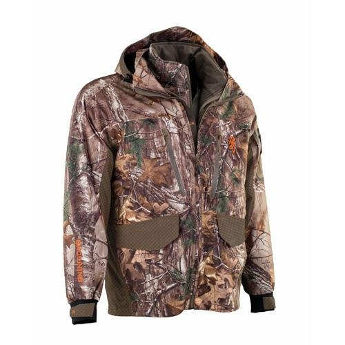 Browning Hell's Canyon 4-in-1 Primaloft Parka, Realtree X...