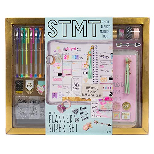 (STMT DIY Planner Super Set Activity Kit)