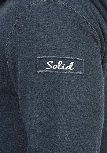 Blue Triptall Melange 8991 Felpa uomo da Insignia Solid con cappuccio A1BcaBZ