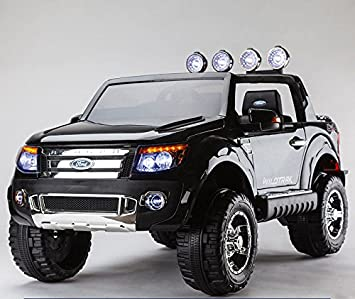 Kids Ride On Ford Ranger Jeep Electric Truck Remote Control