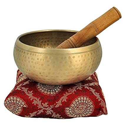 Amazon.com: 5 inches Bell – Cuenco Tibetano (Instrumento ...
