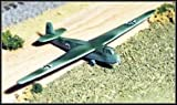 WWII Micro Armour - Germany - German Luftwaffe DFS-230 Glider