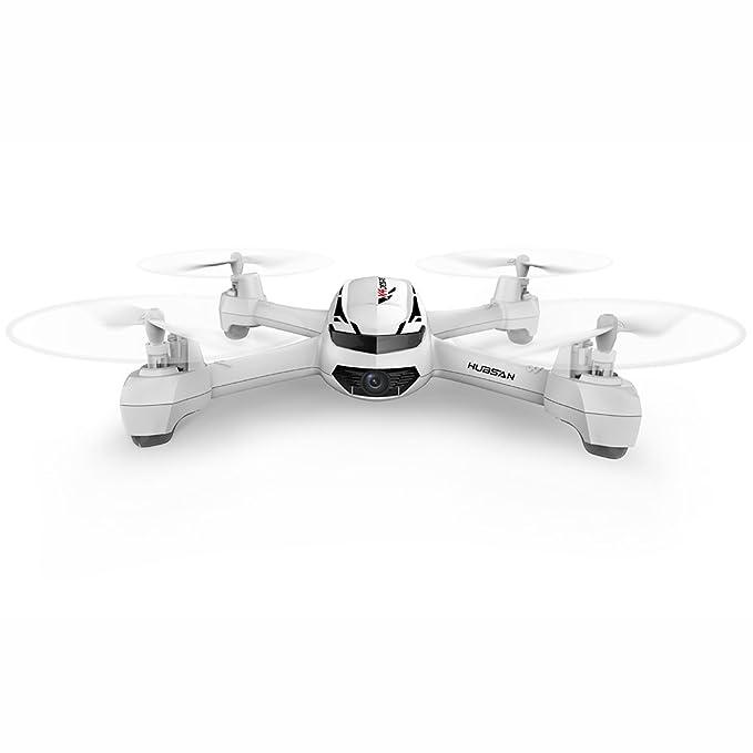HUBSAN X4 H502S RC Cuadricoptero Dron con Cámara de 1MP FPV dron ...