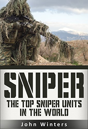 Sniper:The Top Sniper Units: In The World (English Edition)