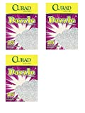 Curad Dazzle Bandages, 25ct (Pack of 3) + FREE Old Spice Deadlock Spiking Glue, Travel Size, .84 Oz
