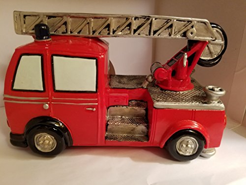 handcrafted-collectible-fire-truck-coin-bank