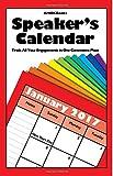AMOK Books Speaker Calendar