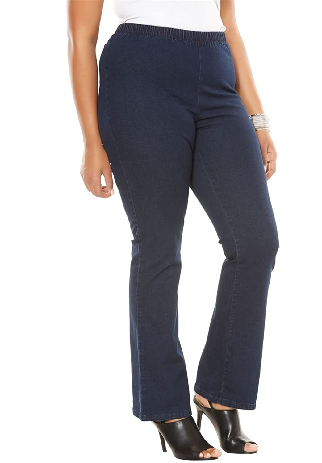 Stretch Bootcut Jeggings