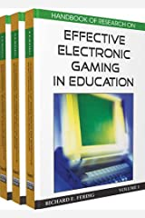 Handbook of Research on Effective Electronic Gaming in Education Set of 3 Hardcover