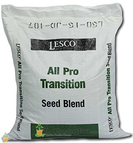 Lesco All Pro Transition Grass Seed (50 lb Bag) by The Planting Tree