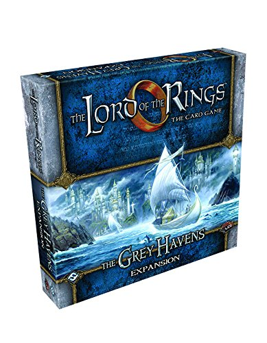 Tactic Lord Of The Rings - Lord of the Rings LCG: The Grey Havens