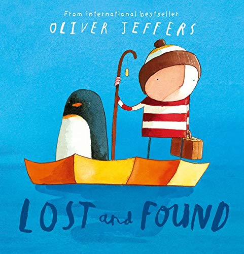 Lost and Found: Oliver Jeffers : Jeffers, Oliver, Jeffers, Oliver:  Amazon.co.uk: Books
