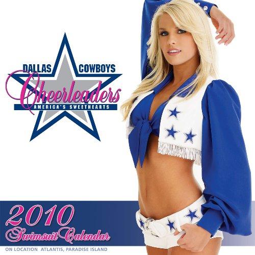 Dallas Cowboy Cheerleaders 2010 Wall -