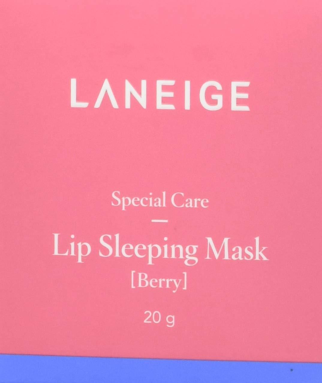 립 슬리핑 마스크 베리 LANEIGE Lip Sleeping Mask
