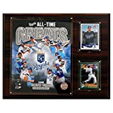 MLB Kansas City Royals 12x15-Inch All Time Greats Photo Plaque