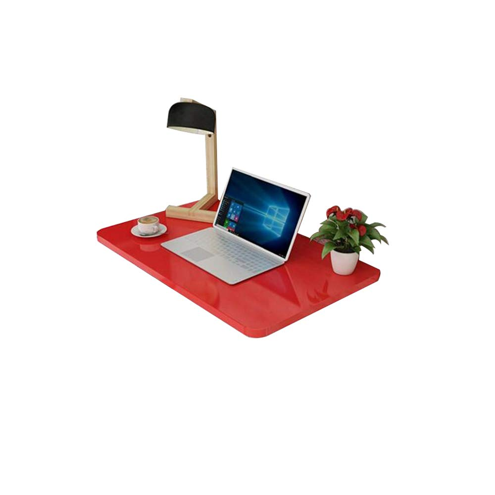 Table QIN WNQ Estantería Plegable/Estante Colgante De Pared/Simple Mesa para Computadora/De Pared/Plegable / De Almacenamiento/Estante Plegable Verde/Dos Colores Opcional A+