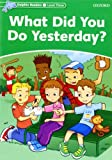 What Did You Do Yesterday?, Jacqueline Martin, 0194401006
