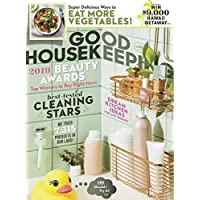 1-Year (11 Issues) of Good Housekeeping Magazine Subscription
